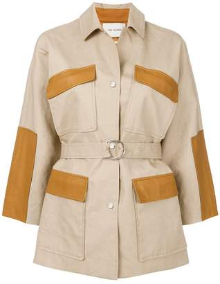 Yves Salomon belted jacket