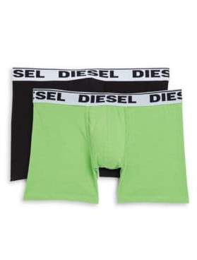 Diesel Two-Pack UMBX-Sebastian Boxer Briefs