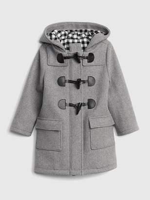 Gap Flannel-Lined Duffle Coat