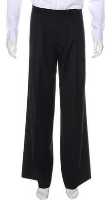 Christian Dior Virgin Wool Pleated Pants