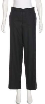 Sofie D'hoore Mid-Rise Straight-Leg Pants