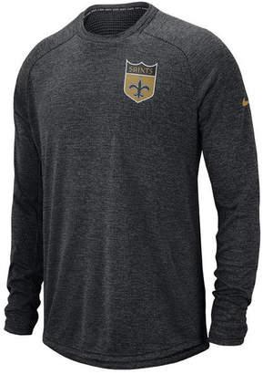 Nike Men's New Orleans Saints Stadium Long Sleeve T-Shirt