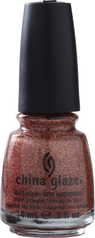 China Glaze Nail Laquer with Hardeners-Limited Edition Holiday