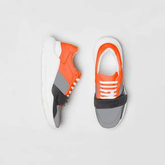 Burberry Colour Block Sneakers