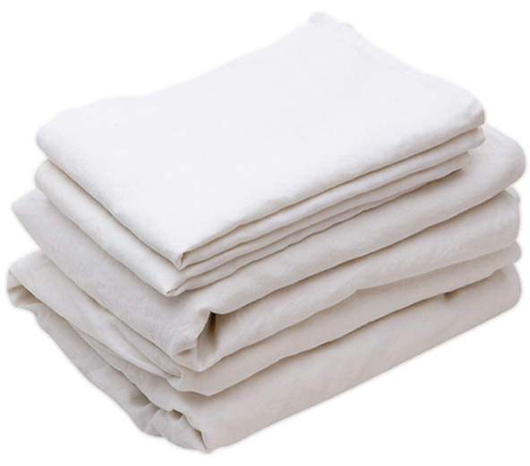 French Linen Sheet Set