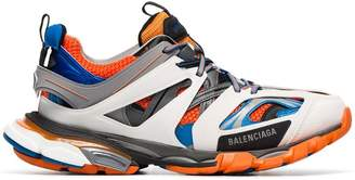 Balenciaga Multicoloured Track Trainers
