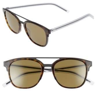 Christian Dior 'Black Tie' 53mm Sunglasses