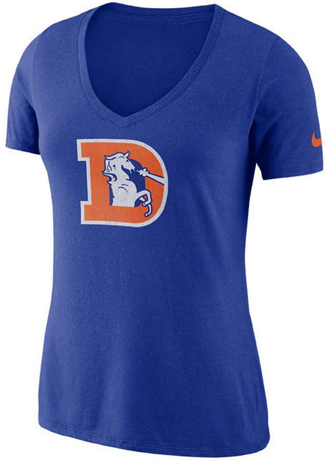 Women's Denver Broncos Historic Logo T-Shirt