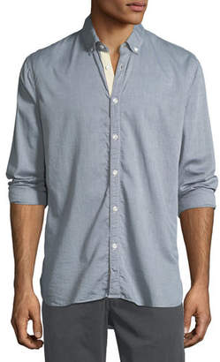 Billy Reid Irvine Cotton Sport Shirt