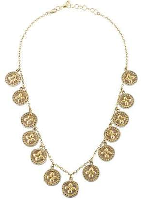 Anna Beck Gili Charm Necklace
