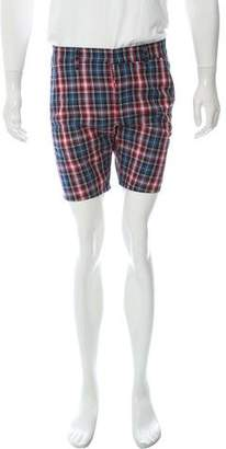 DSQUARED2 Flat Front Casual Shorts