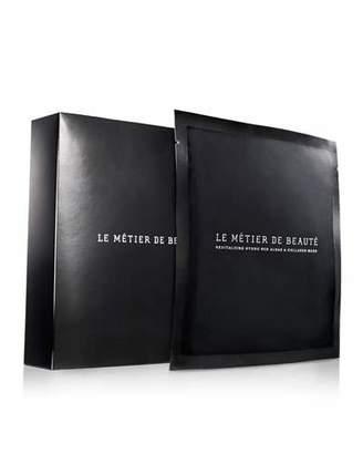 LeMetier de Beaute Le Metier de Beaute Revitalizing Hydro Red Algae & Collagen Mask, 8 Sheets