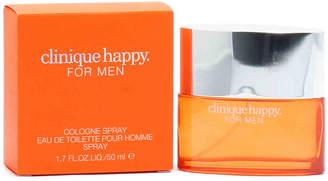 Clinique Fragrance Happy Cologne Spray - Men's