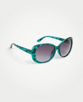 Ann Taylor Oval Sunglasses