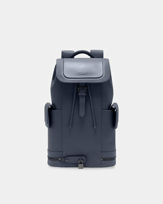 Ted Baker CAPTAIN Leather backpack