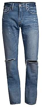 Levi's Made& Crafted Men's Made& Crafted 511 Slim Ripped Jeans
