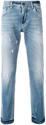Dolce & Gabbana light-wash jeans