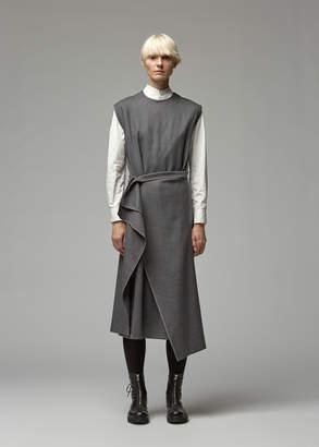 Yohji Yamamoto Y's By Wrap Dress