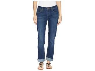 Wrangler Retro Crop Length Mae Mid-Rise Jeans