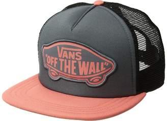 Vans Beach Girl Trucker Hat Caps