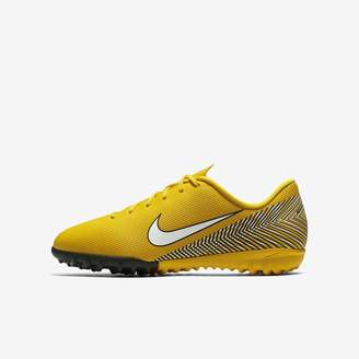 Nike Jr. Mercurial Vapor XII Academy Neymar Jr Little/Big Kids' Artificial-Turf Soccer Shoe