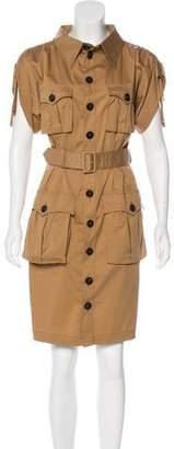 Jean Paul Gaultier T-Shirt Midi Dress