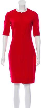 Diane von Furstenberg Saturn Zip Dress
