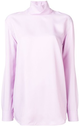 Helmut Lang high neck top