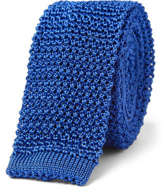 Charvet Knitted Silk Tie
