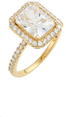 Women's Nadri Cushion Cut Cubic Zirconia Ring $78 thestylecure.com