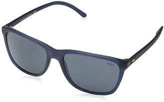 Ralph Lauren POLO Men's 0PH41087687 Sunglasses,57
