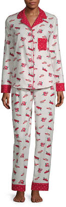 Liz Claiborne Flannel Pajama Pants