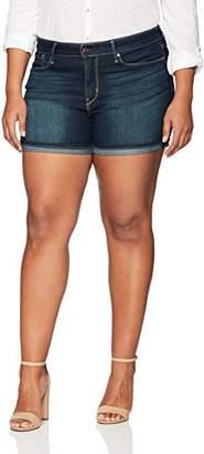 Levi's Gold Label Women's Plus-Size Modern Shorts
