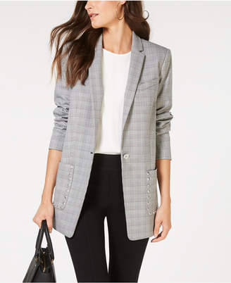 Michael Kors Patch Pocket Blazer, In Regular & Petites