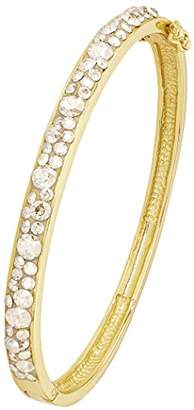 Swarovski Noelani Women's Bangle Brass Partially Gold-Plated with Elements Crystal Gold-Plated 6.5 CM - 548656