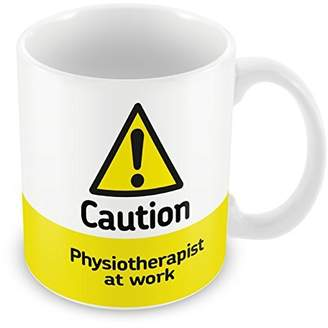 Tiffany & Co. Vincent Caution Physiotherapist At Work 11oz Mug