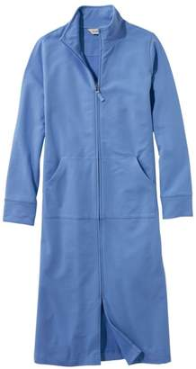 L.L. Bean L.L.Bean Women's Ultrasoft Sweatshirt Robe