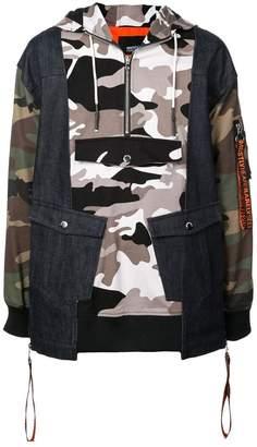 Mostly Heard Rarely Seen Raider jacket