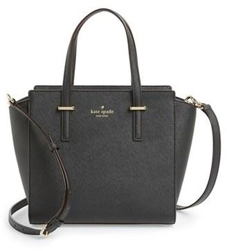 Kate Spade New York 'cedar Street - Small Hayden' Leather Satchel $298 thestylecure.com