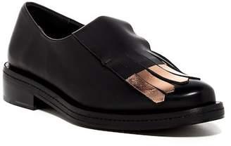 Miista Shantel Fringed Loafer