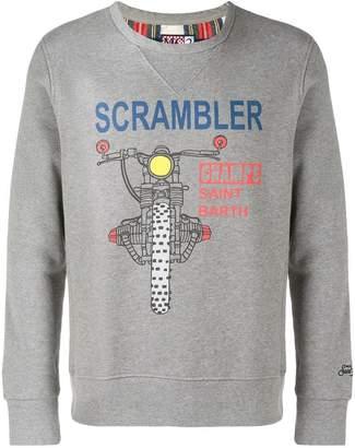 MC2 Saint Barth Scrambler sweatshirt