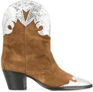 3fdcbddeda88 Womens Cuban Heel Boots - ShopStyle UK