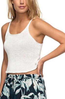 Women's Roxy Be Back Soon Knit Tank $44.50 thestylecure.com