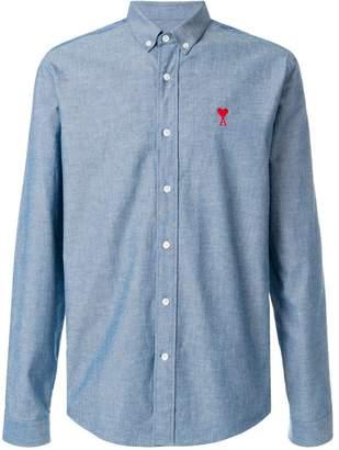 Ami Alexandre Mattiussi Ami de Coeur button-down shirt