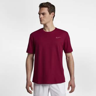 Nike NikeCourt Challenger Men's Short Sleeve Tennis Top