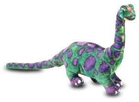 Melissa & Doug Apatosaurus Plush Toy