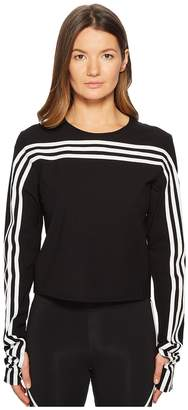 Yohji Yamamoto Stripe Street Tee Women's T Shirt