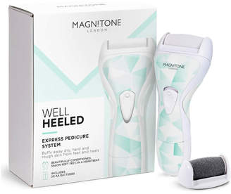 Express Magnitone London Well Heeled! Pedicure System - Pastel Green