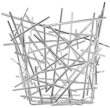 Alessi blow-up citrus basket