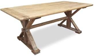 Calibre Furniture Provincial Dining Table 240cm